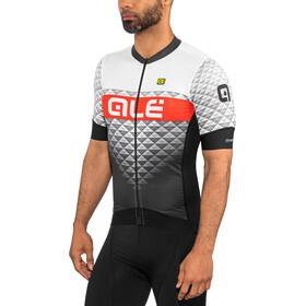 Alé Cycling PRS Hexa Cykeltrøje Herrer, black-white